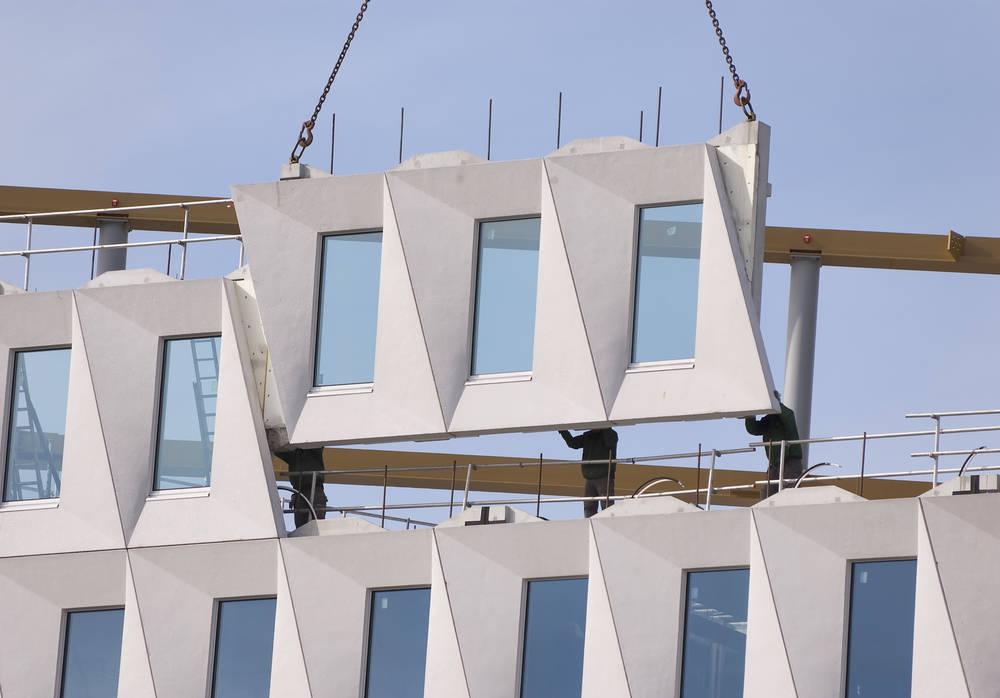 Los prefabricados de hormigón, una solución rápida y duradera para la construcción