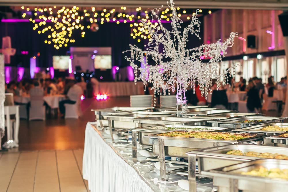 El catering, máxima relevancia en la organización de eventos