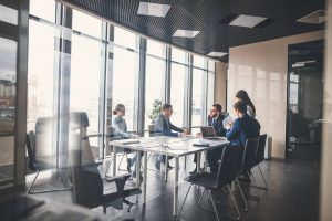 Trabajar en Internet no impide alquilar oficinas para reuniones