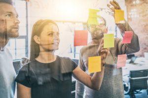 La importancia del color en una empresa