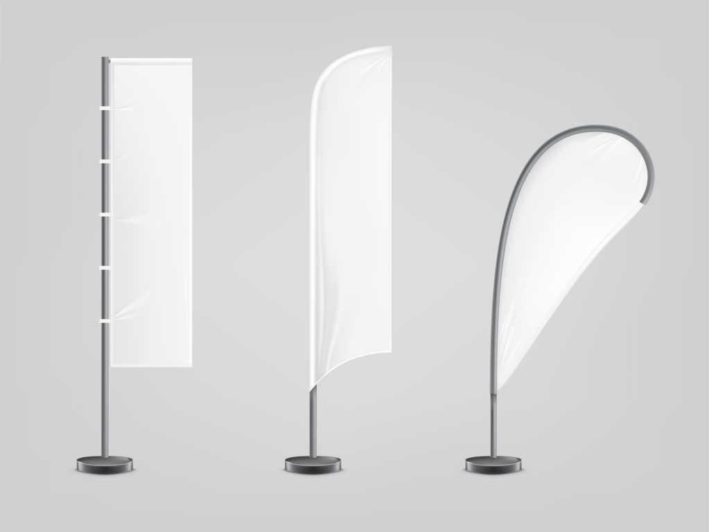La publicidad a través de banderas, un mecanismo eficaz y eficiente para dar a conocer nuestro negocio