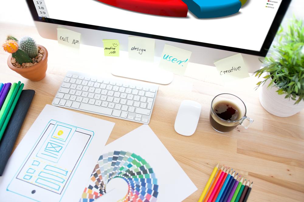 Los emprendedores españoles apuestan por el diseño web